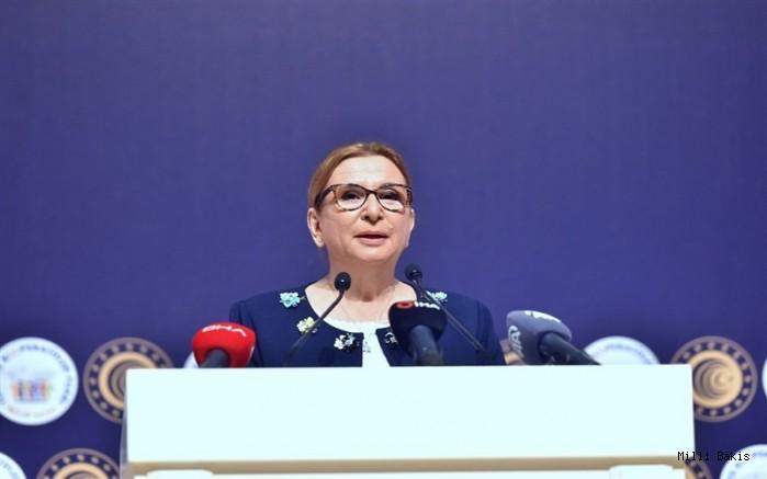Bakan Pekcan 4. Türkiye Kooperatifler Fuarı Açılış Töreni'nde Konuştu