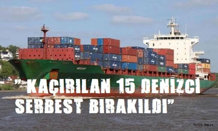 Borealis Maritime ve Boden Denizcilik Basın Açıklaması