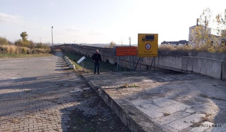 Dünyanın En Uzun Taş Köprüsü UZUNKÖPRÜ nün son hali içler acısı