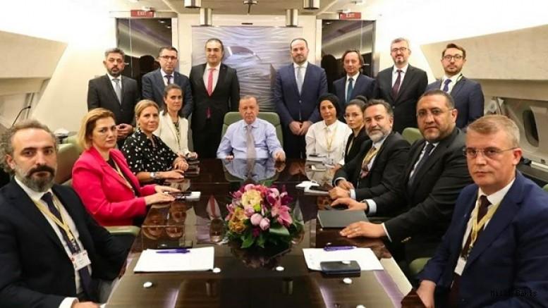 Erdoğan'dan Rusya'ya teminat