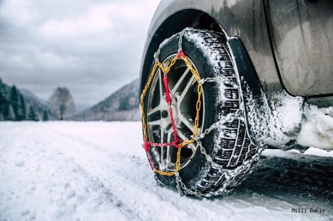 Kış şartlarında güvenli sürüş için önlemler.