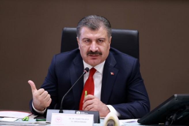 Sağlık Bakanı Koca, Bilim Kurulu toplantısından sonra konuştu