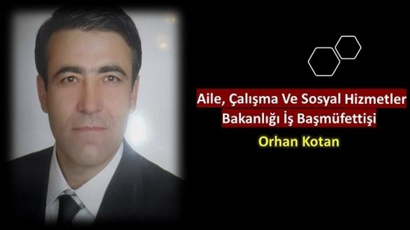 Sayın Orhan Kotan Ali Akkaya ile Özel Bir Röportaj Gerçekleştirdi.