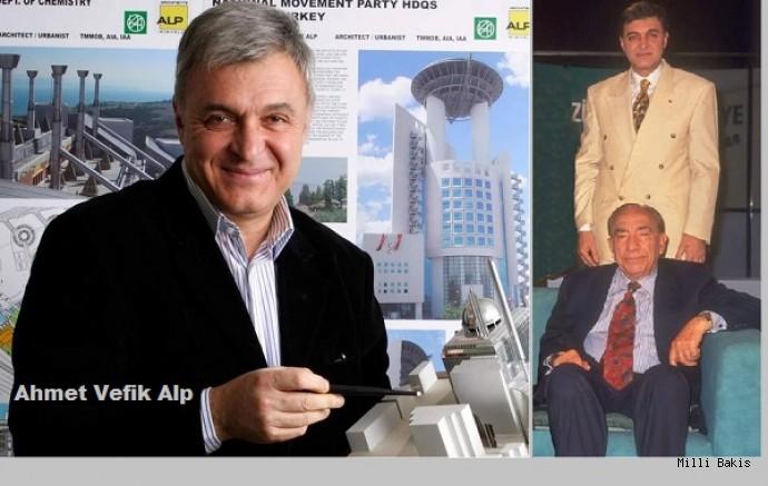 Türkiyenin değerlerinden Ahmet Vefik Alp vefat etti.